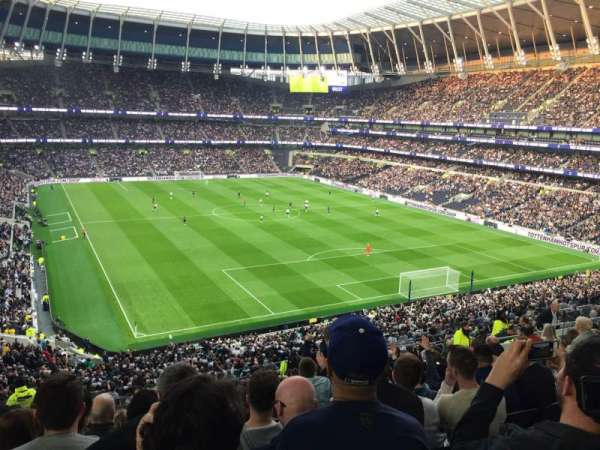 Tottenham Hotspur Stadium, section: 325, row: 53, seat: 313