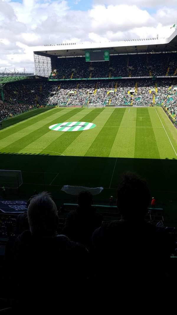 Celtic Park, section: 424, row: d, seat: 29