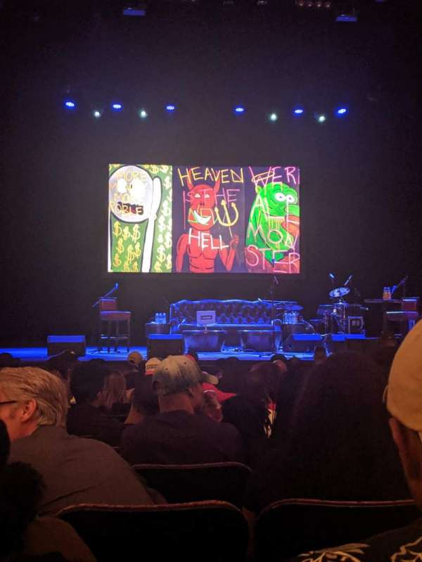 Warner Theatre (Erie), section: Orch, row: N, seat: 117