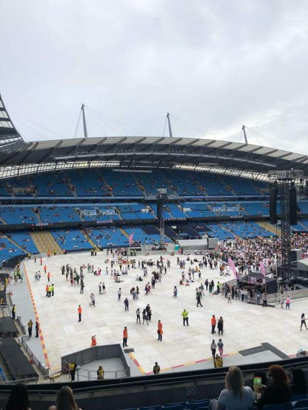 Etihad Stadium (Manchester), section: 208