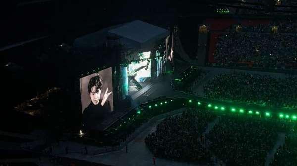 Wembley Stadium , section: 526, row: 42, seat: 393
