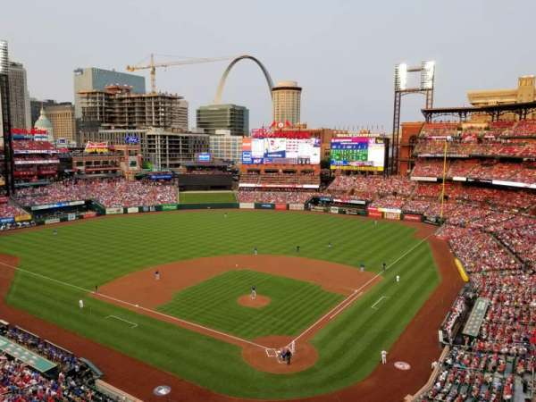 Busch Stadium, section: 351, row: 5, seat: 16