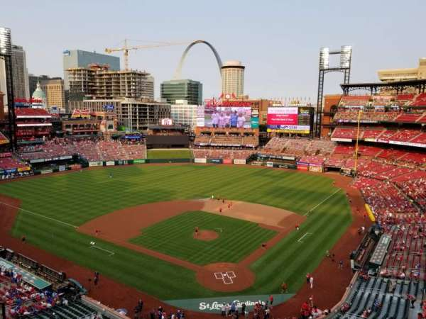 Busch Stadium , section: 351, row: 5, seat: 16