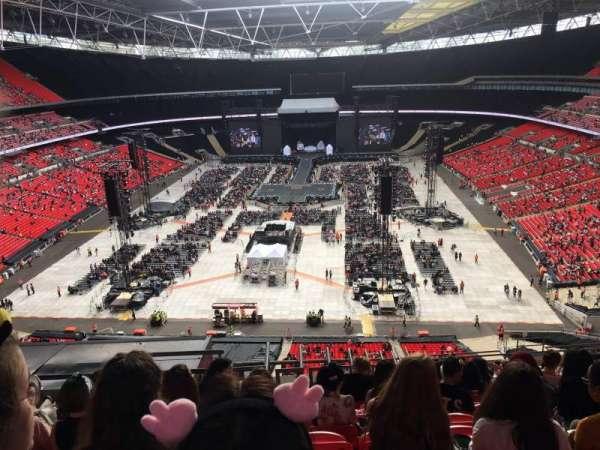 Wembley Stadium, section: 513, row: 23, seat: 378