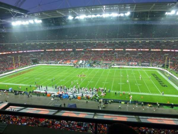 Wembley Stadium, section: 525, row: 2, seat: 337