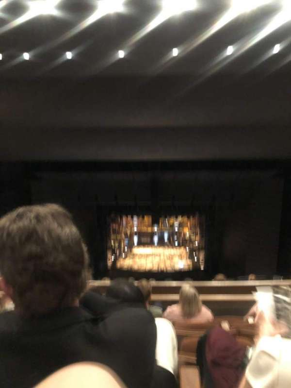 Bass Concert Hall, section: Second Upper Balcony, row: V, seat: 120