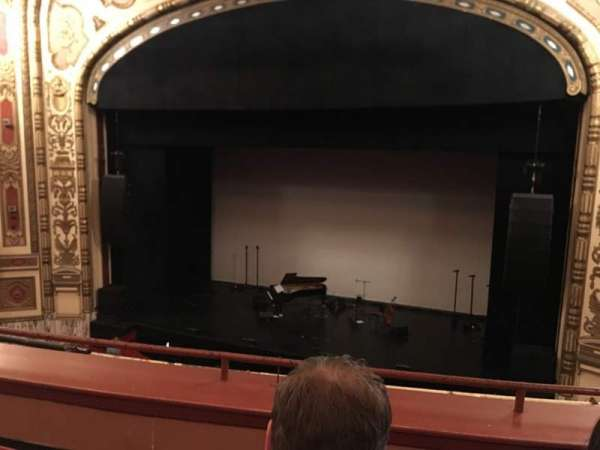Cadillac Palace Theater, section: Loge R, row: C, seat: 327