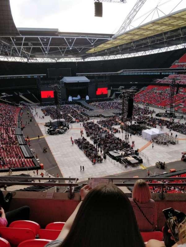 Wembley Stadium, section: 517, row: 4, seat: 112