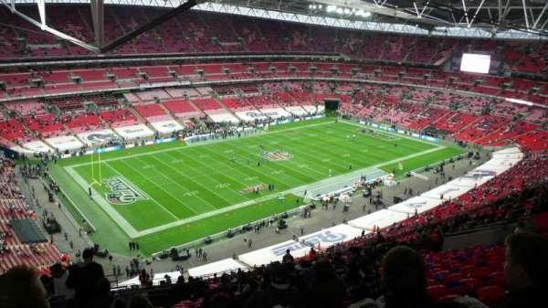 Wembley Stadium, section: 532, row: 31, seat: 163