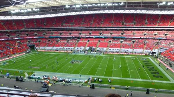 Wembley Stadium, section: 524, row: 4, seat: 330