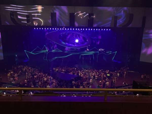 Park Theater at Park MGM, section: 404, row: B, seat: 14