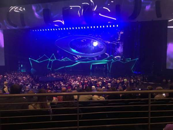 Park Theater at Park MGM, section: 303, row: H, seat: 18-19