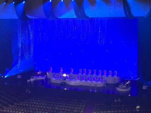 Park Theater at Park MGM, section: 403, row: J, seat: 13-14