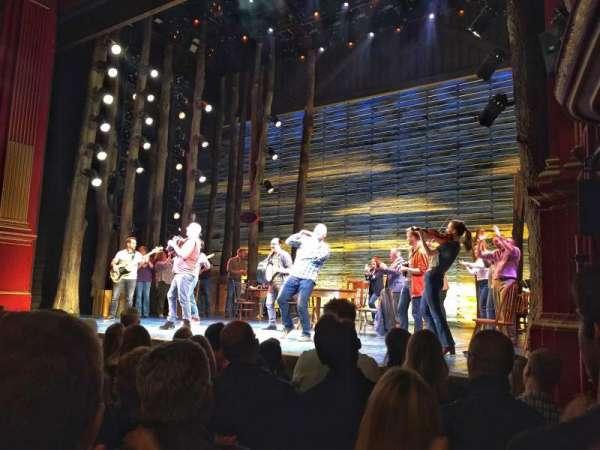 Phoenix Theatre, section: Stalls, row: F, seat: 3