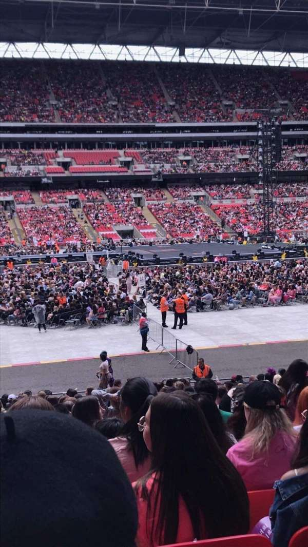 Wembley Stadium, section: 124, row: 25, seat: 52