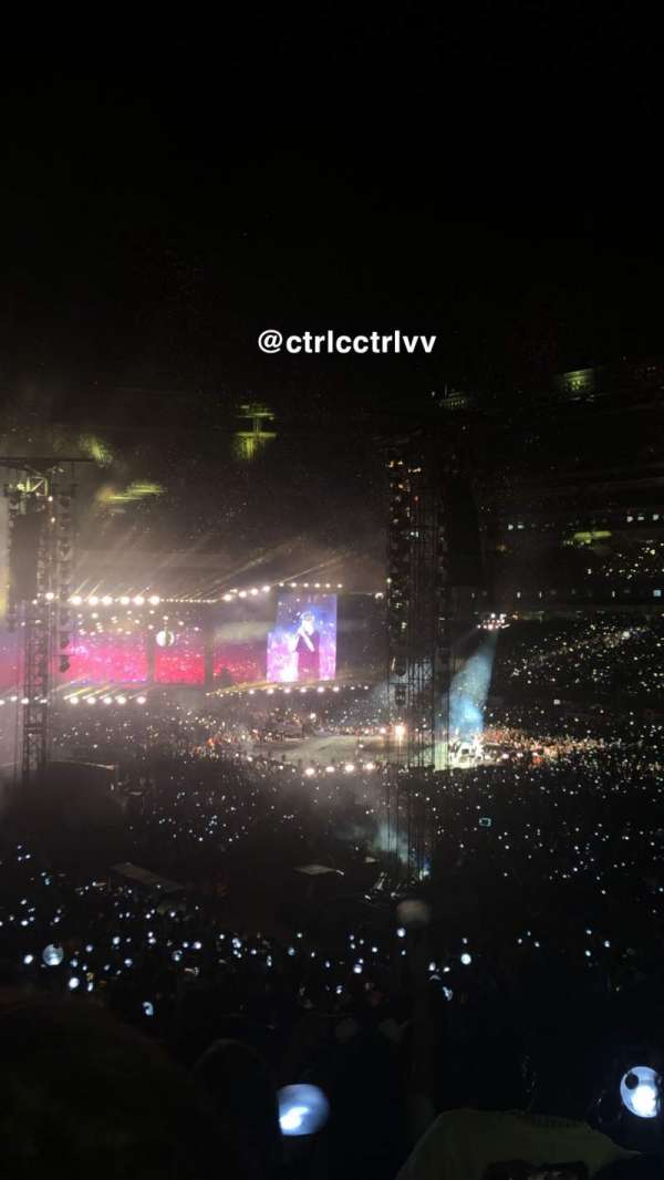 MetLife Stadium, section: 131, row: 39, seat: 7