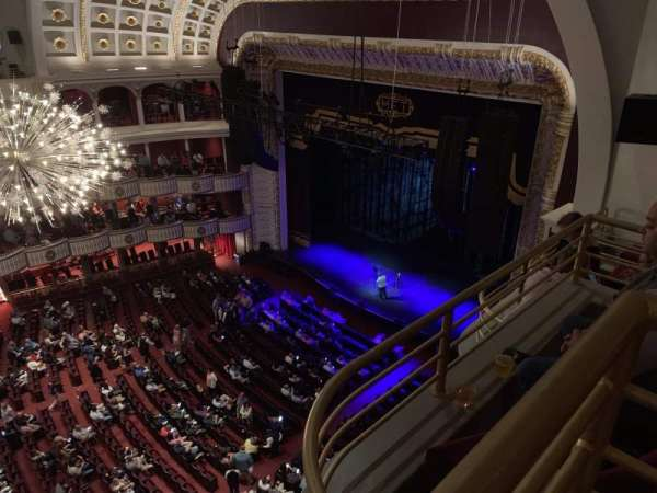 The Met Philadelphia, section: MBOX7, row: A, seat: 1