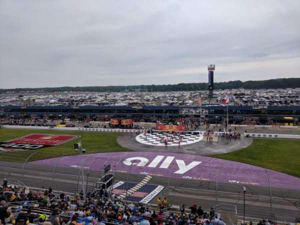 Michigan International Speedway, section: 1, row: 27, seat: 1