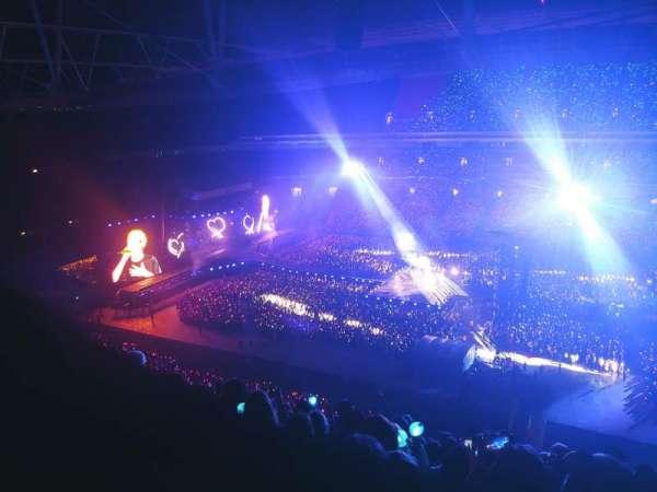 Wembley Stadium, section: 524, row: 27, seat: 326