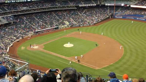 Citi Field, section: 504, row: 7, seat: 9