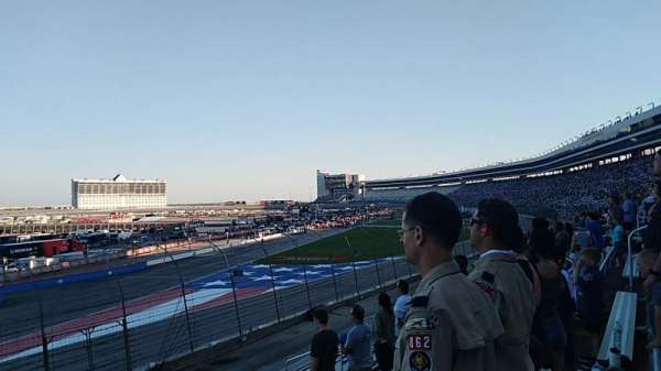 Texas Motor Speedway, section: PL426, row: 17, seat: 3