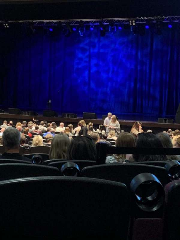 The Vine At Del Lago, section: X11, row: N, seat: 14