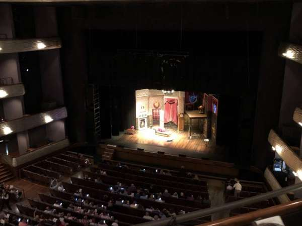 Winspear Opera House, section: Dress Circle Center, row: B, seat: 48