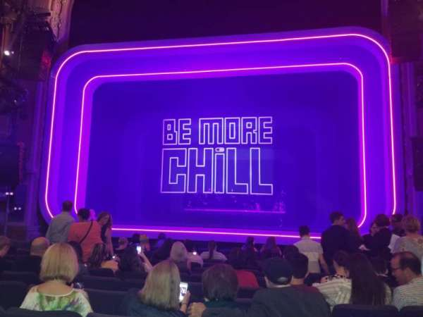 Lyceum Theatre (Broadway), section: Orchestra C, row: L, seat: 103