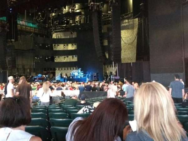 BB&T Pavilion, section: 100, row: W, seat: 10