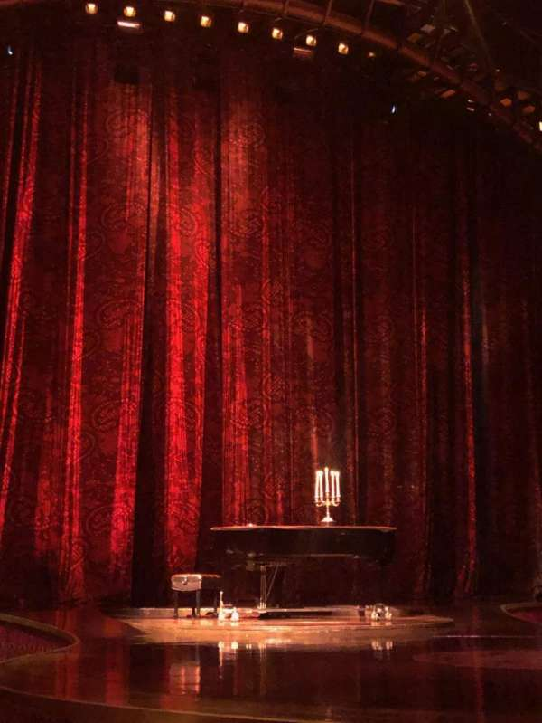 Zumanity Theatre, section: 102, row: C, seat: 10