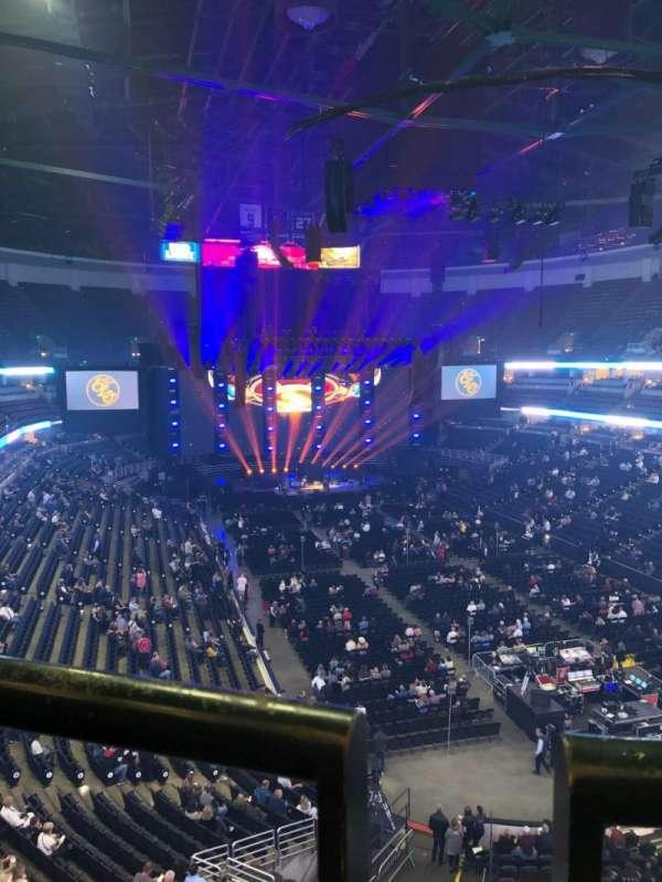 Honda Center, section: 404, row: A, seat: 2
