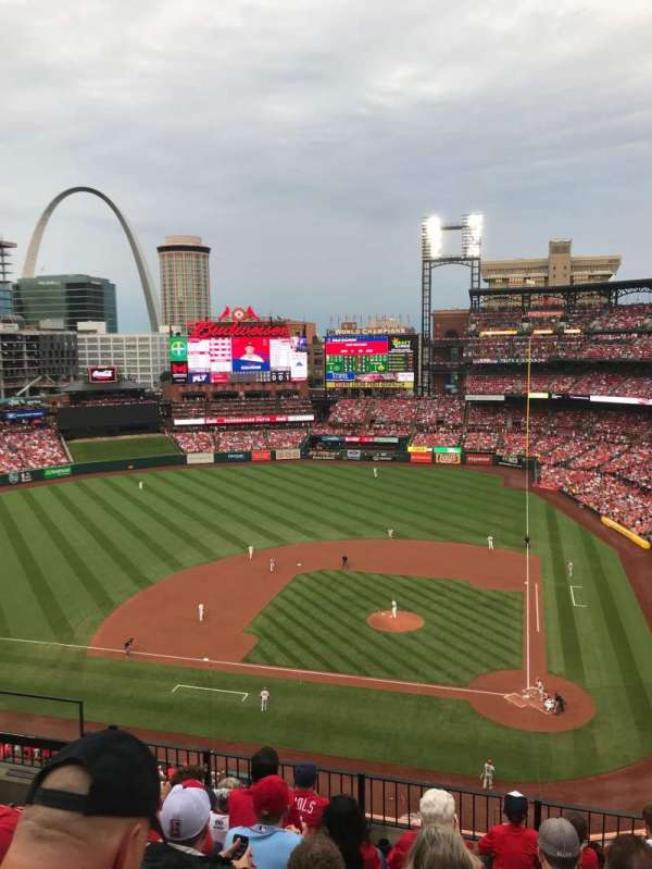 Busch Stadium, section: 354, row: 7, seat: 5