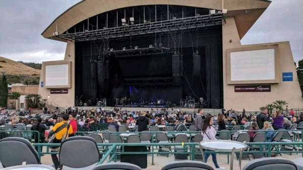 North Island Credit Union Amphitheatre, section: 202, row: A, seat: 27