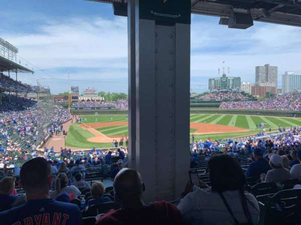 Wrigley Field, section: 220, row: 9, seat: 24