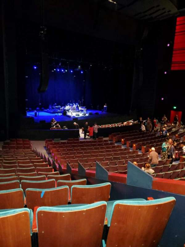 McCaw Hall, section: Gallery 5, row: B, seat: 3