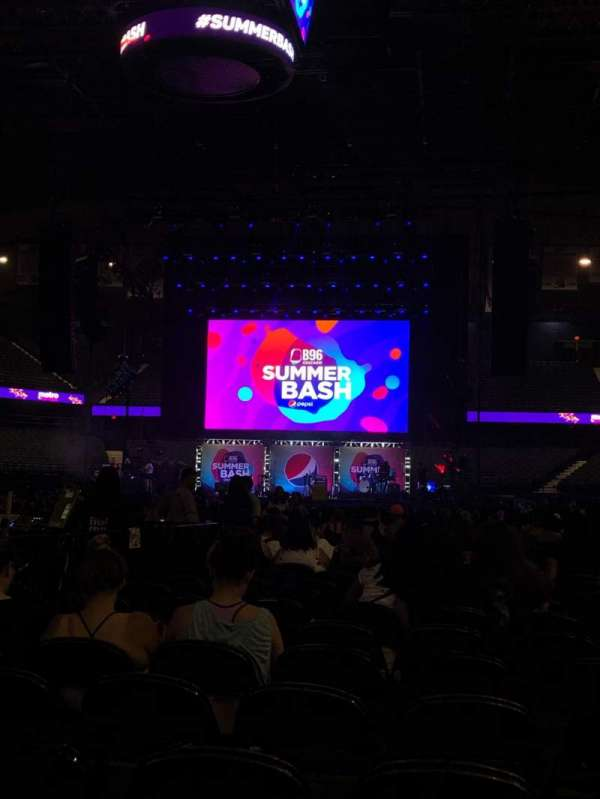 Allstate Arena, section: 114, row: AA, seat: 7