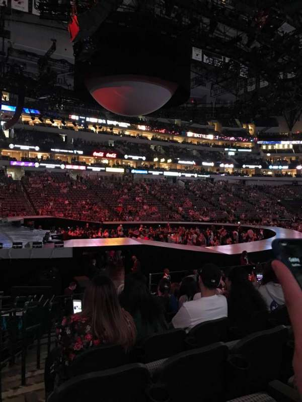 American Airlines Center, section: 121, row: N, seat: 15
