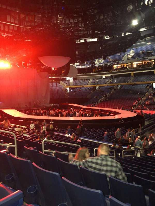 Keybank Center, section: 104, row: 15, seat: 16