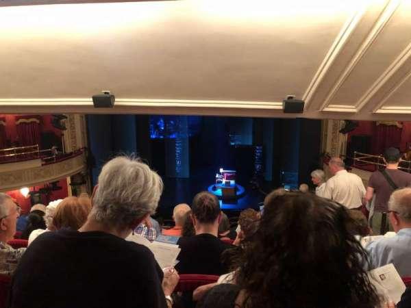 Royal Alexandra Theatre, section: Dress Circle Center, row: J, seat: 18