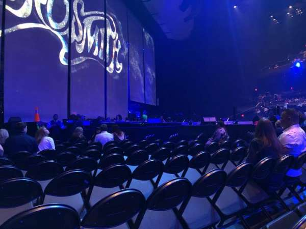 Park Theater at Park MGM, section: 103, row: K, seat: 16