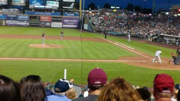 Coca-Cola Park, section: 116, row: T, seat: 11