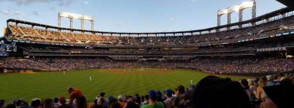 Citi Field, section: 138, row: 10, seat: 19
