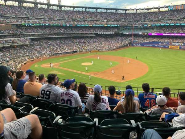 Citi Field, section: 309, row: 5, seat: 11