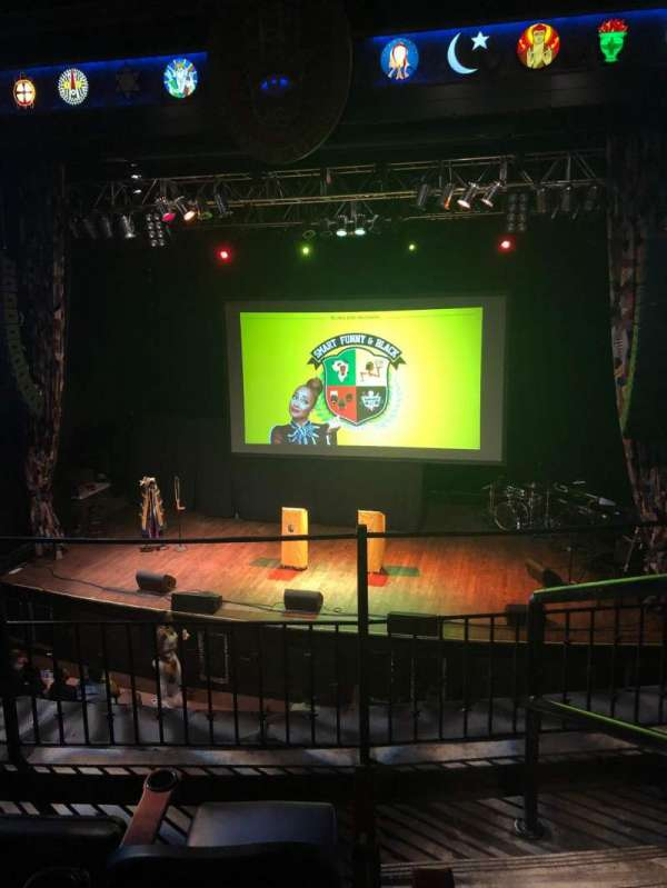 House Of Blues - Dallas, section: Balcony Center, row: C, seat: 213