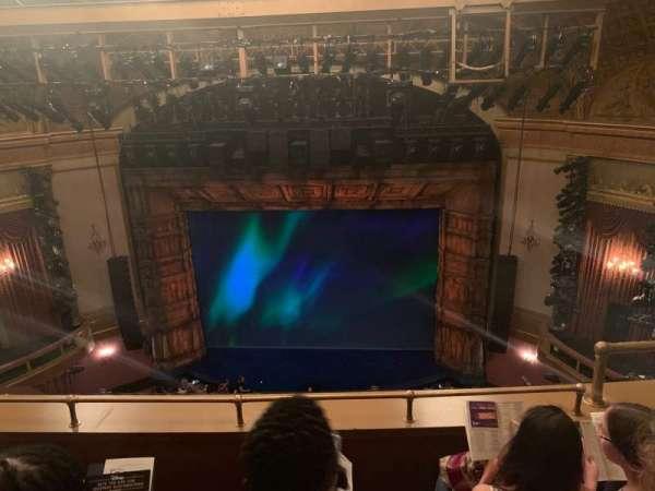 St. James Theatre, section: Balcony C, row: C, seat: 103