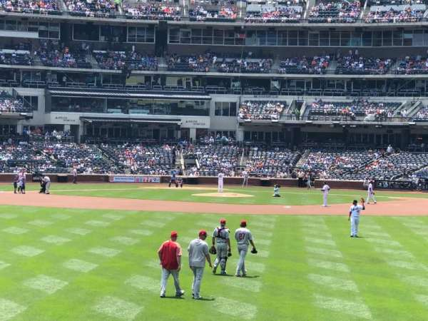 Citi Field, section: 141, row: 2, seat: 2
