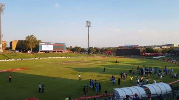 SuperSport Park, section: B, row: U, seat: 16