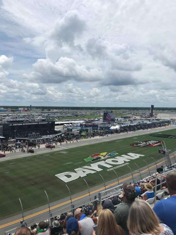 Daytona International Speedway, section: 345, row: 20, seat: 11-12