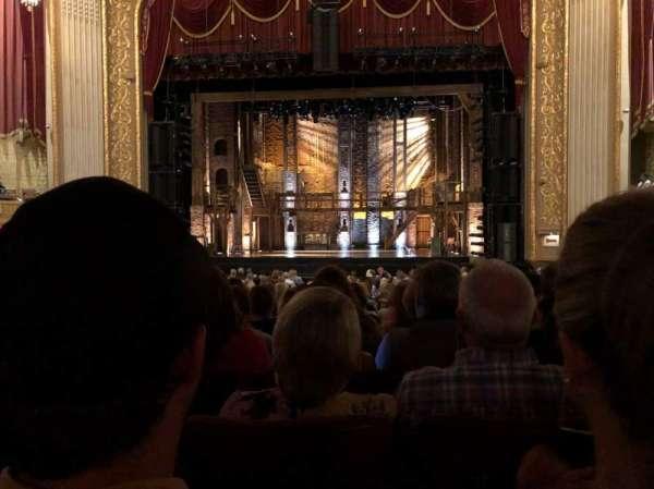 Orpheum Theatre (Memphis), section: ORCHRC, row: Y, seat: 103