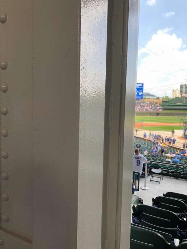 Wrigley Field, section: 217, row: 7, seat: 2